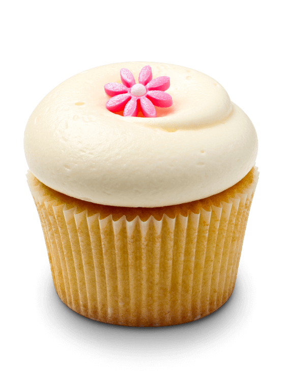 bourbon vanilla cupcake with a vanilla cream cheese frosting ...
