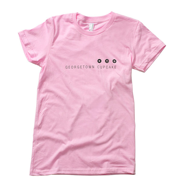 Women's Logo T-shirt (Pink)