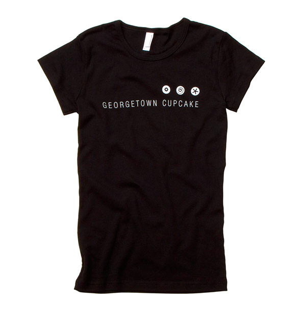 Women's Logo T-shirt (Black)