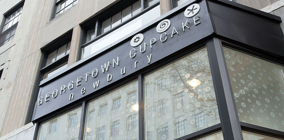 Contact Georgetown Cupcake