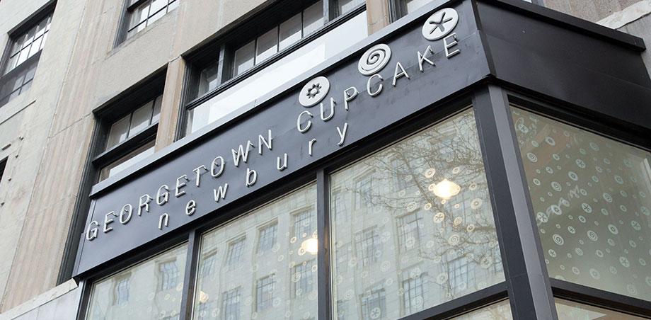 Contact Georgetown Cupcake