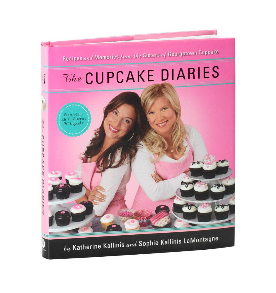 dc cupcakes book
