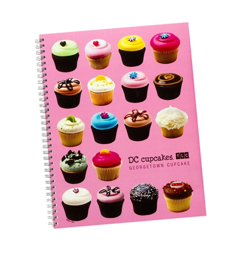 DC Cupcakes Notebook