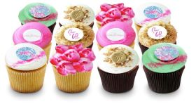 Georgetown Cupcake x Lilly Pulitzer 60th Anniversary Resort Dozen